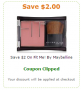 Maybelline Fit Me makeup coupon