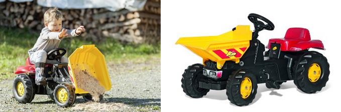 Rolly Dumper Kid Tractor