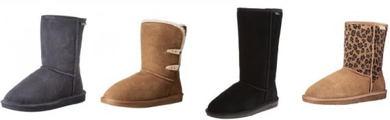 Women's Willowbee & Bearpaw Cozy Boots