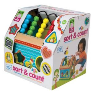 alex sort and count babyu