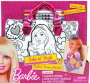 barbie color and sttyle hand bag