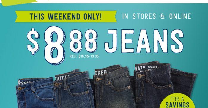 crazy 8 jeans