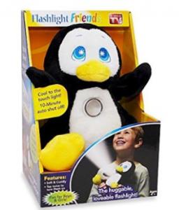 flashlight friends penguine