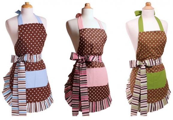 flirty aprons chocolate apron