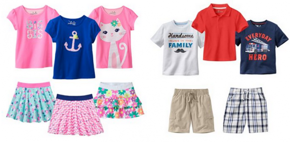 kohl's baby and toddler clothing deals