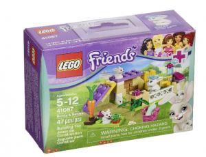 lego friends bunny