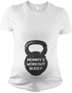 mommy's workout buddy