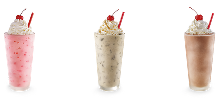 sonic drive in shakes