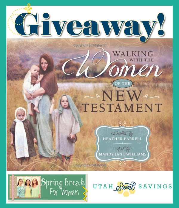 spring break for women giveaway 1