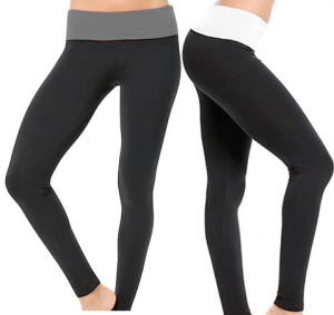 tanga exercise pants