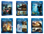 3D Blu-ray Double Features