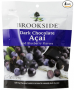 Brookside Dark Chocolate Acai and Blueberry Flavors Candy, 7-Ounce (Pack of 4)