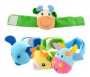 Cartoon Animal Baby Wrist Rattles
