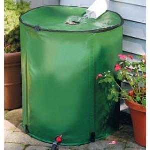 Collapsible Rain Barrel