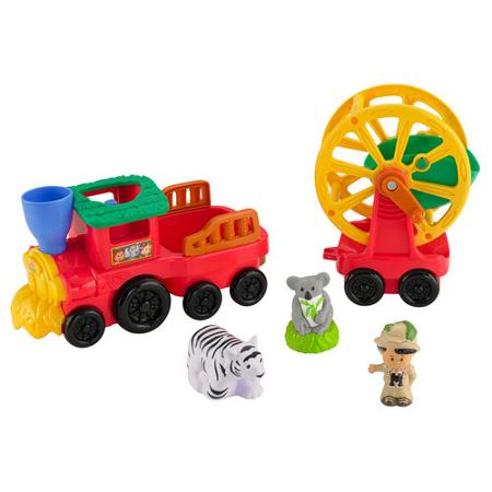 Fisher-Price Little People Animal Zoo Train Play Set