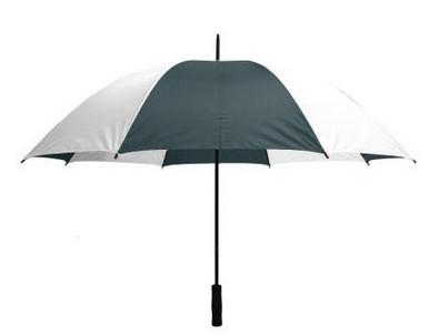 Golf Umbrella in Black and White 6o in
