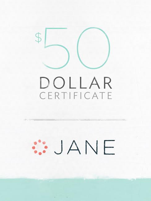 Jane 50