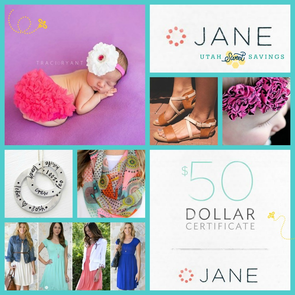 Jane Giveaway