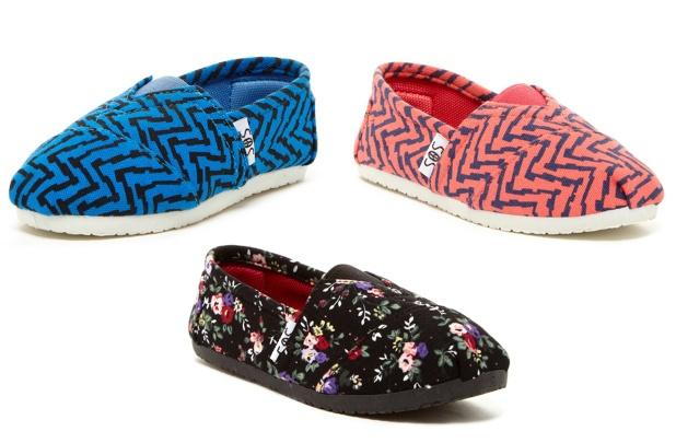 Kids Comfy Slip-on Flats - 3 Colors