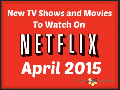 Netflix New April 2015