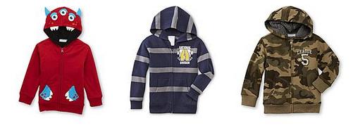 Toughskins Boy's Fleece-Lined Jacket
