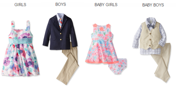 amazon easter clothes