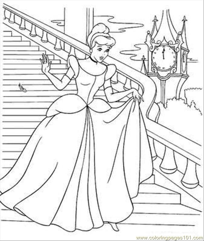Free Printable Cinderella Activity