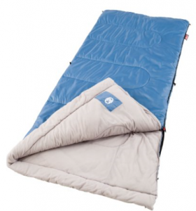 coleman sleeping bag