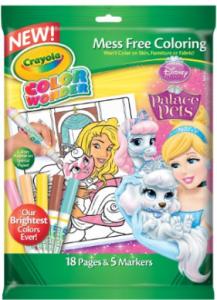 color wonder princess