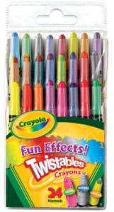 crayola twistable pens