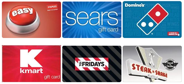 ebay gift card deals