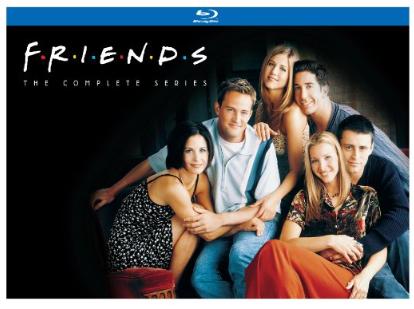 friends blu-ray