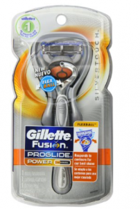 gelet fusion razor