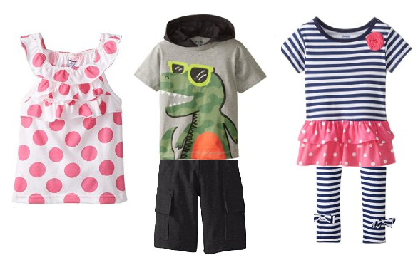 GERBER GRADUATES ~ Toddler and Baby Clothes all $6.48 on ...