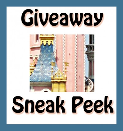 giveaway sneak peak