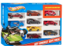 hot wheels 9 car pack