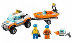 lego 4x4 driver