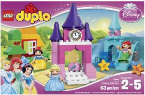 lego duplo princess