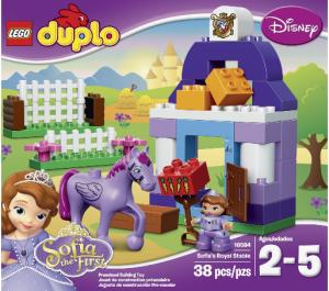 lego duplo sophia the first