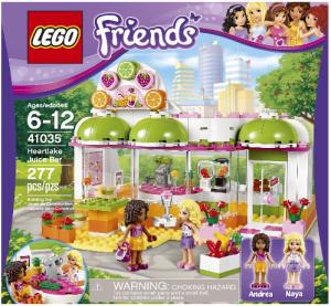 lego friends juice bar