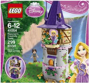 lego princess rupunzel