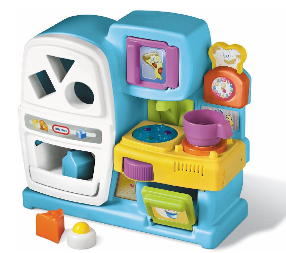 little tikes discovery kitchen