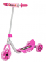 pink razor three whell scooter