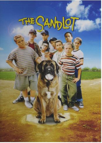 sandlot dvd
