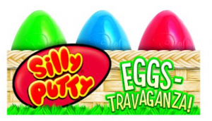 silly puddy easter eggs
