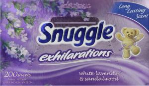 snuggle fabric softenert