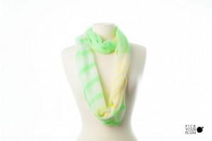 striped infinity scarves