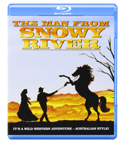 the man from snowy river blu-ray