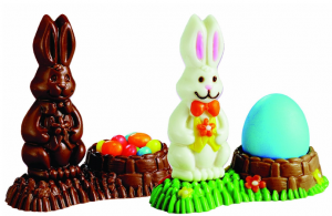 wilton easter candy mold