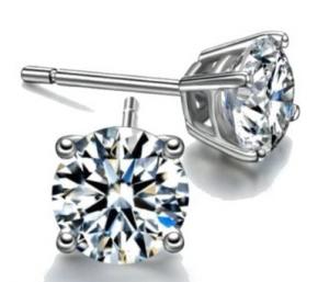2ct earrings